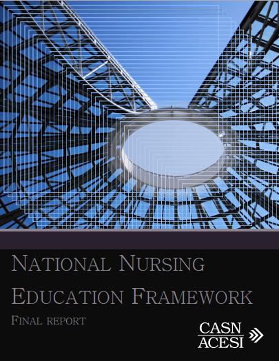 Cadre national de l'ACESI sur la formation infirmière