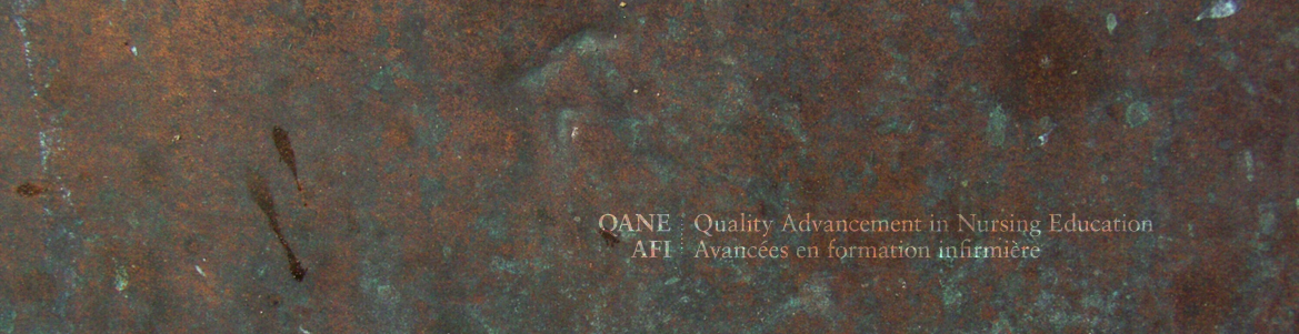 The new issue of QANE is available! Quality Advancement in Nursing Education