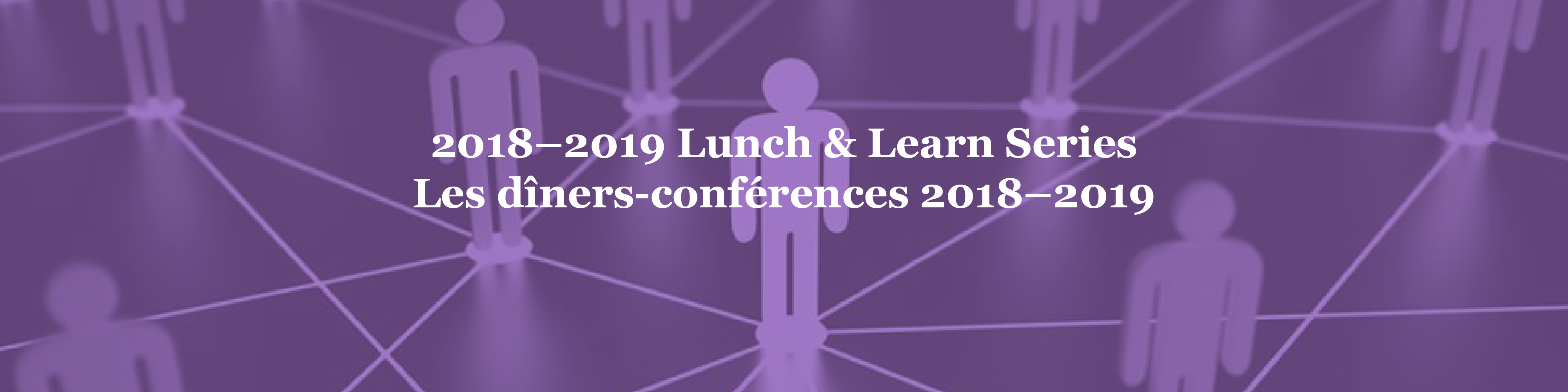 The 2018-2019 Lunch and Learn Series, Presented by the CASN Research and Scholarship Committee