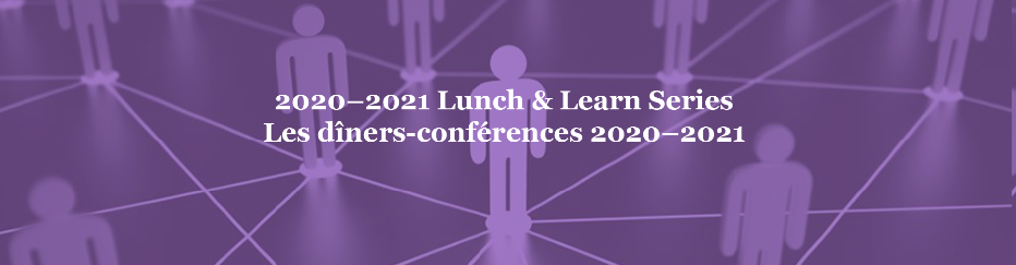 The 2020-2021 Lunch and Learn Series, Presented by CASN's Research & Scholarship Committee