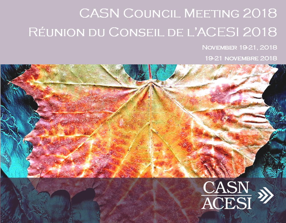 CASN Council Meeting 2018