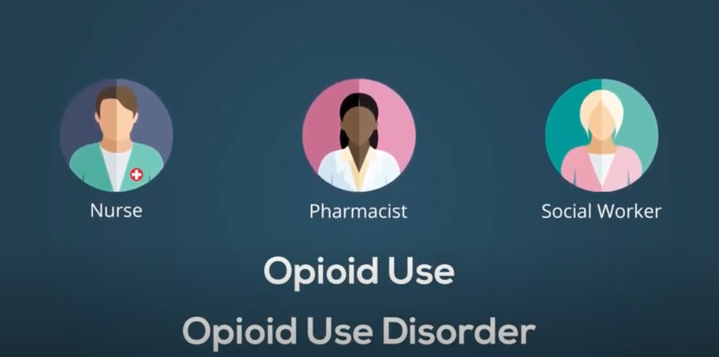 Opioid Use and Opioid Use Disorder Education Resource: For social work, pharmacy, and registered nursing programs