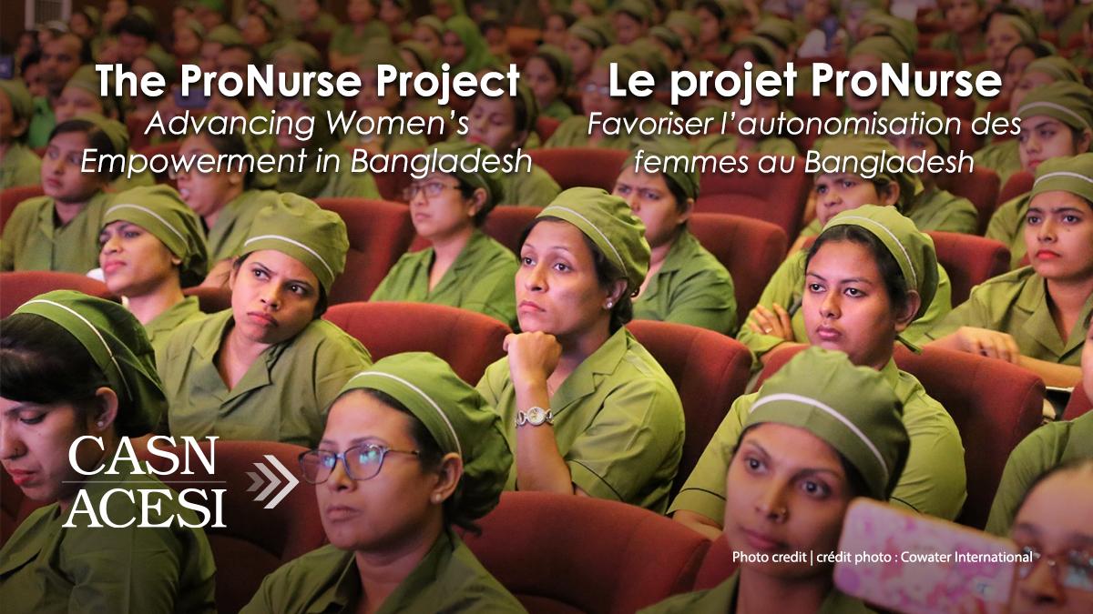 The ProNurse Project – Advancing Women's Empowerment in Bangladesh